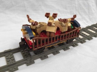 LEGO 10254 Winter Holiday Train XXL
