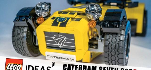 Review - 21307 - Ideas - Caterham Seven620R