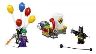70900 The Joker Balloon Escape