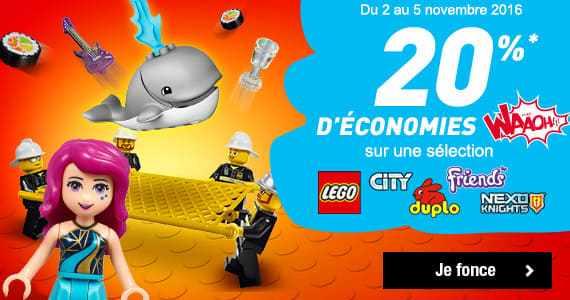 Auchan LEGO
