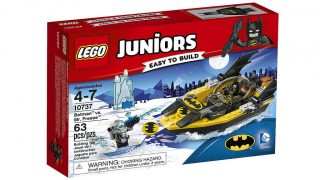LEGO 10737 Batman vs. Mr. Freeze - Nouveautés LEGO Juniors 2017