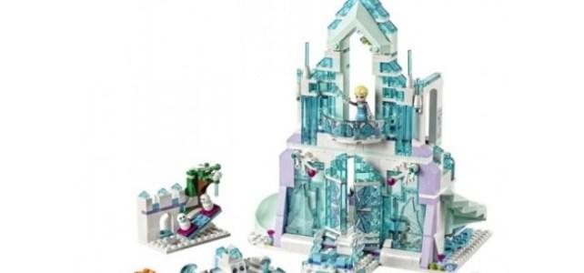 LEGO 41148 Elsa's Magical Ice Palace