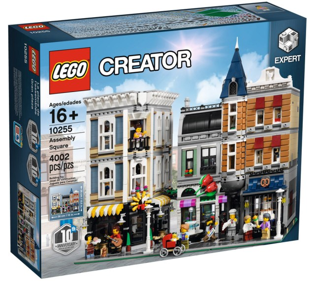LEGO Creator Expert Modular 10255 Assembly Square