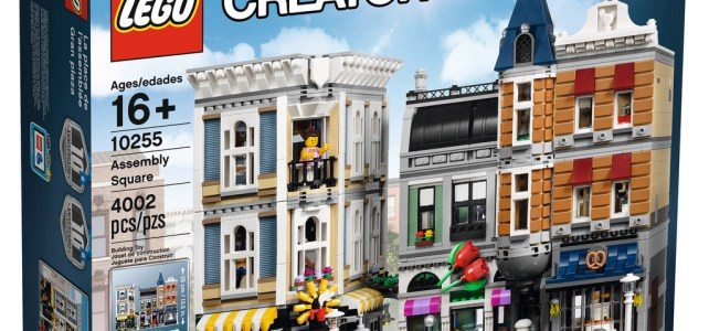 Le nouveau Modular, Adventure Time et les sets The LEGO Batman Movie sont disponibles