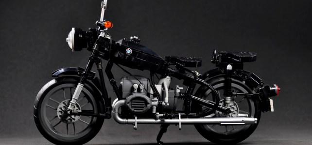 Mix de motos LEGO
