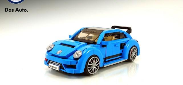 LEGO 2017 VolksWagen Beetle