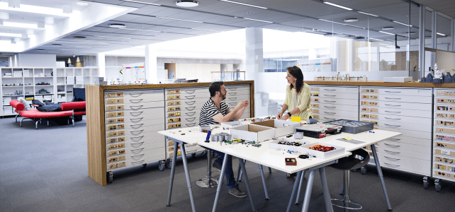 Lancement du LEGO Ideas Test Lab