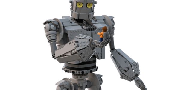 LEGO Ideas : 10000 votes pour The Iron Giant / Le Géant de Fer