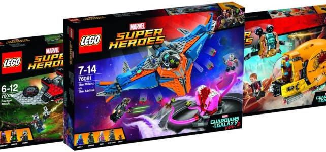 LEGO Marvel Guardians of the Galaxy vol.2