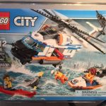 60166 Heavy-duty Rescue Helicopter