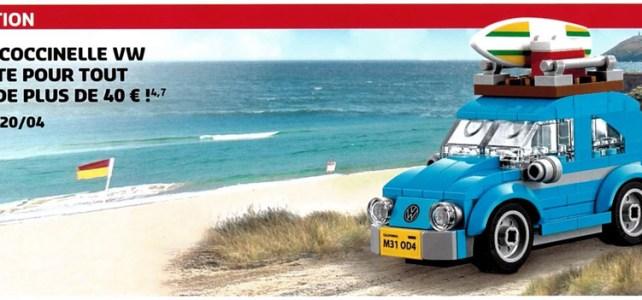 LEGO Creator 40252 Mini Volkswagen Beetle