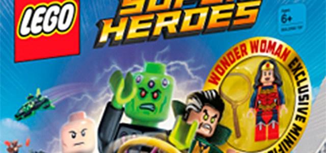 LEGO DC Comics Wonder Woman Post-New 52