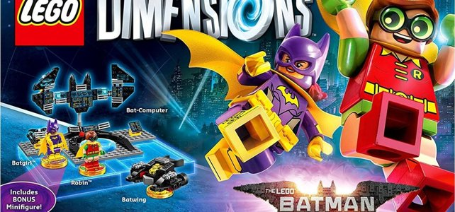 LEGO Dimensions : nouveaux packs disponibles The LEGO Batman Movie et K-2000