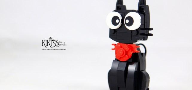 JiJi the black cat Kiki's Delivery Service