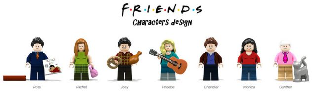 LEGO Friends minifigures