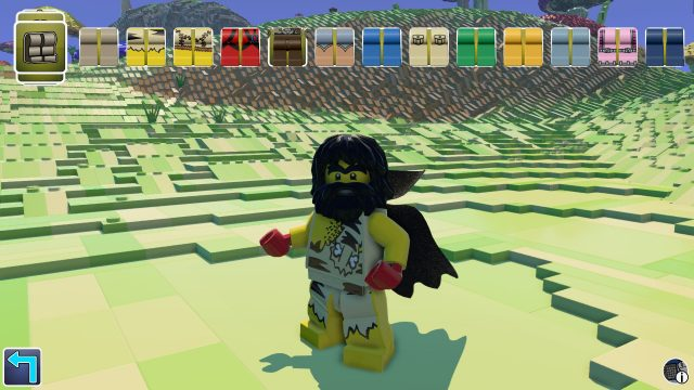 Lego World Test HelloBricks