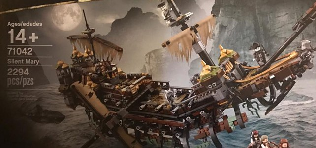 Pirates des Caraibes LEGO 71042 Silent Mary