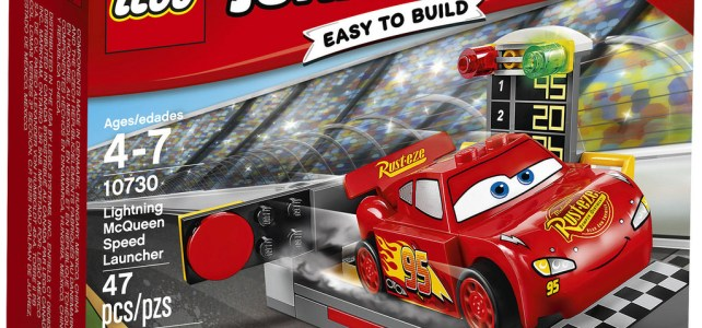 LEGO Cars 3 - 10730 Lightning McQueen Speed Launcher