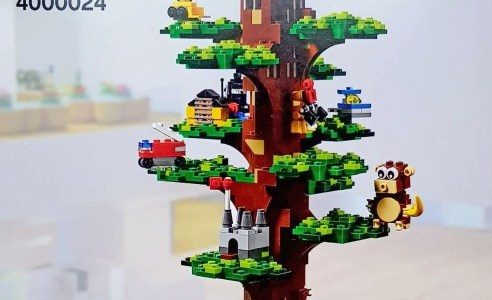 LEGO Inside Tour 2017 4000024 LEGO House Tree of Creativity