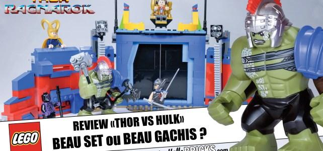Lego 76088 Thor vs Hulk