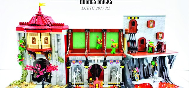 Casse LEGO Castle version Robins des Bois