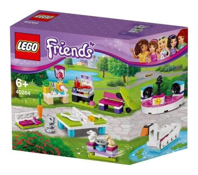 LEGO 40264 Friends Accessory Set