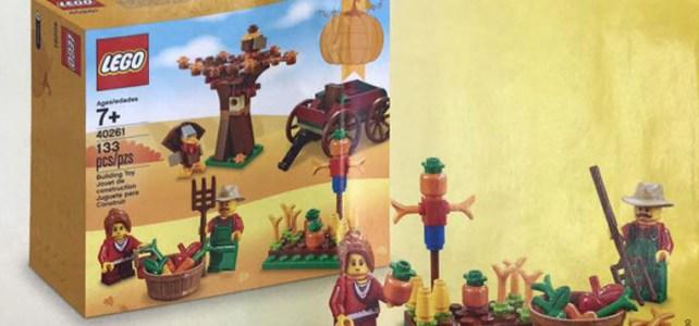 LEGO Seasonal Thanksgiving (40261)