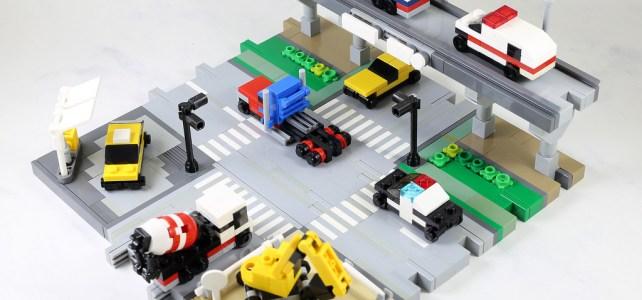 Puzzle microscale