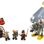 LEGO Ninjago Movie 70629 Piranha Chase