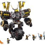 LEGO Ninjago Movie 70632 Cole's Quake Mech
