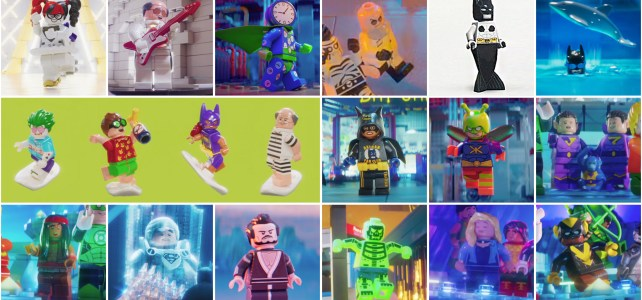 71020 The LEGO Batman Movie Minifigures Series 2