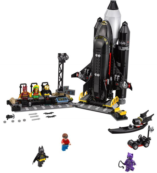 LEGO 70923 The Bat-Space Shuttle
