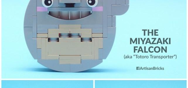 Miyazaki Falcon aka Totoro Transporter