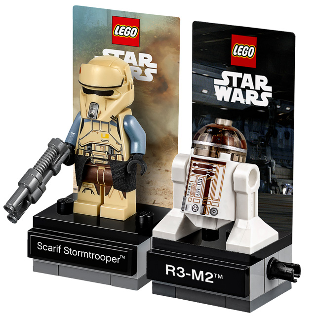 May The 4th Be With You Exclusives: Blog LEGO, News, MOCs Et Reviews LEGO