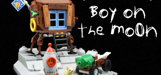 The First Boy on the Moon