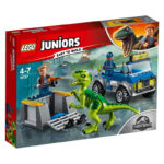 Jurassic World Fallen Kingdom LEGO 10757 Raptor Rescue Truck