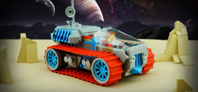 LEGO FebRovery : le mois du Rover