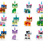 LEGO 41775 LEGO Unikitty Collectible Bags collection