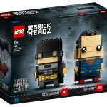 LEGO BrickHeadz 41610 Tactical Batman & Superman Justice League