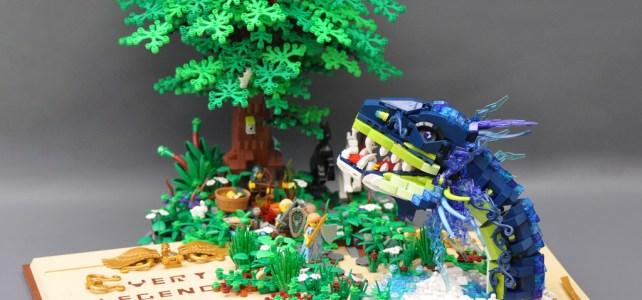 LEGO MOC Legend