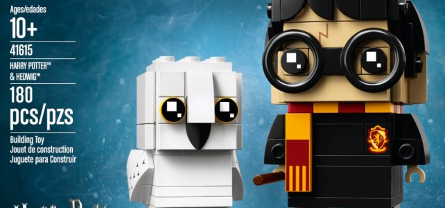 LEGO 41615 BrickHeadz Harry Potter