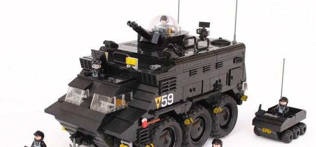 LEGO Blacktron B-59