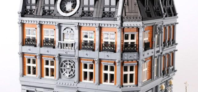 LEGO Doctor Strange Sanctum Sanctorum Modular