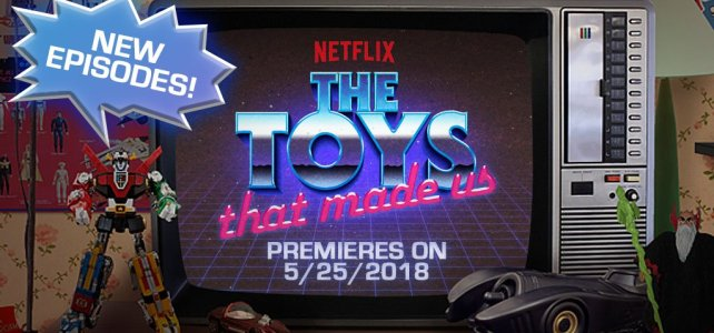 Netflix The Toys That Made Us LEGO