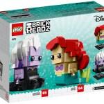 LEGO BrickHeadz 41623 La Petite Sirène