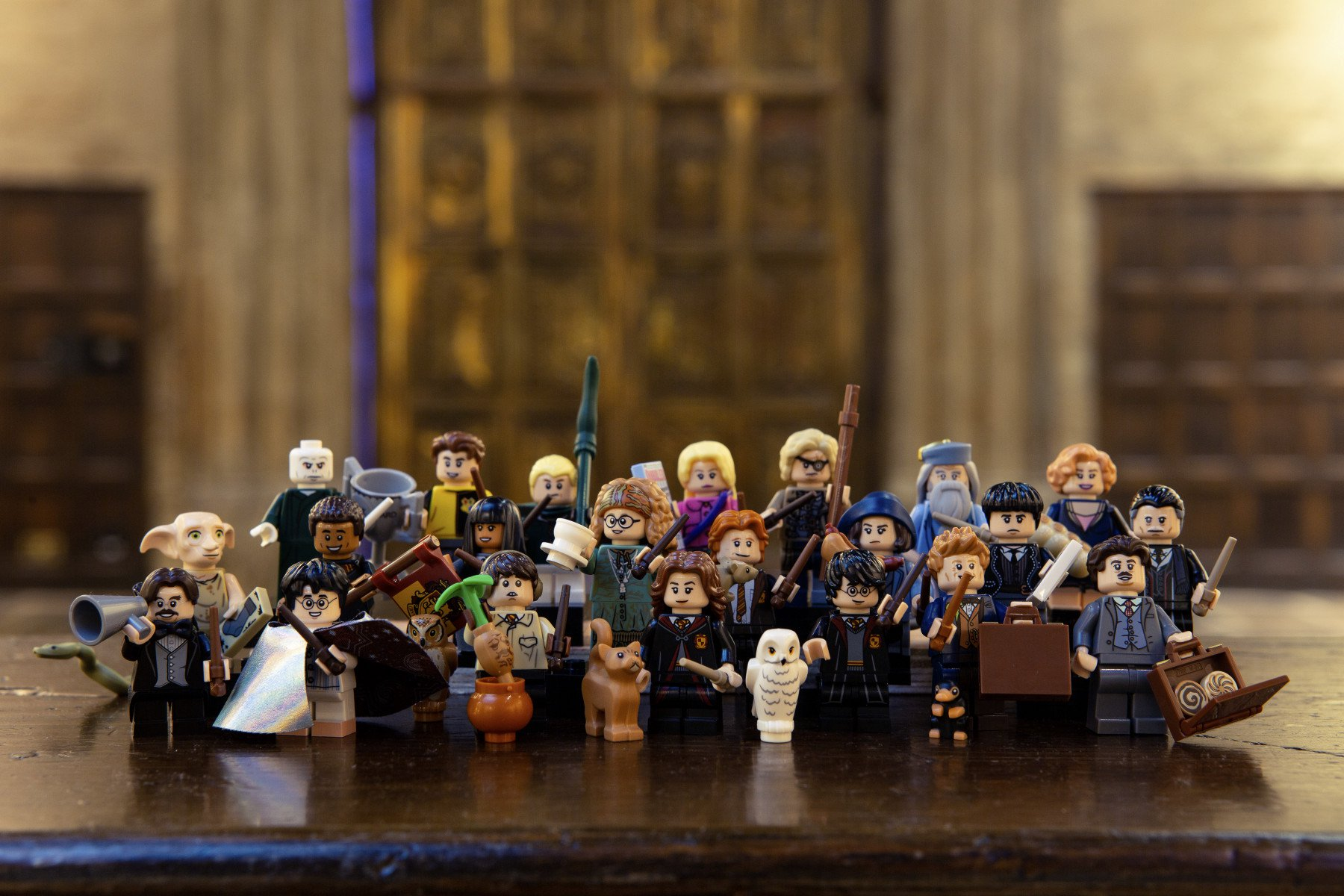 [LEGO] : MINIFIGS COLLECTION - Page 14 LEGO-Harry-Potter-71022-Collectible-Minifigures-1