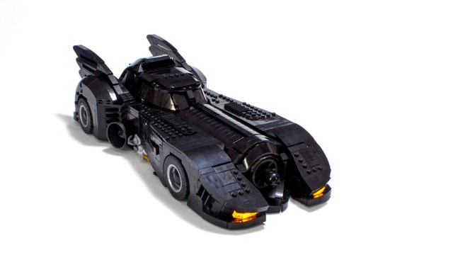 LEGO Tim Burton Batman Batmobile