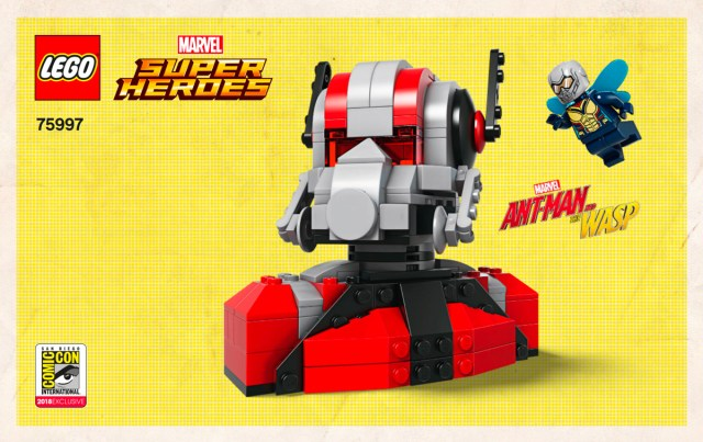 LEGO75997 Ant-Man and The Wasp instructions