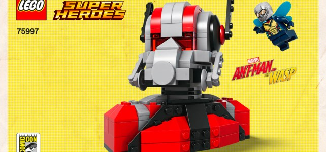 LEGO 75997 Ant-Man and The Wasp instructions