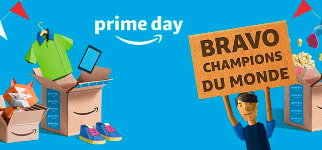 LEGO Amazon Prime Day 2018
